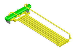 Holloman Hybrid Slug Catcher, Typical Holdup of 250 to 1500 BBL, 100' to 150' Length Required