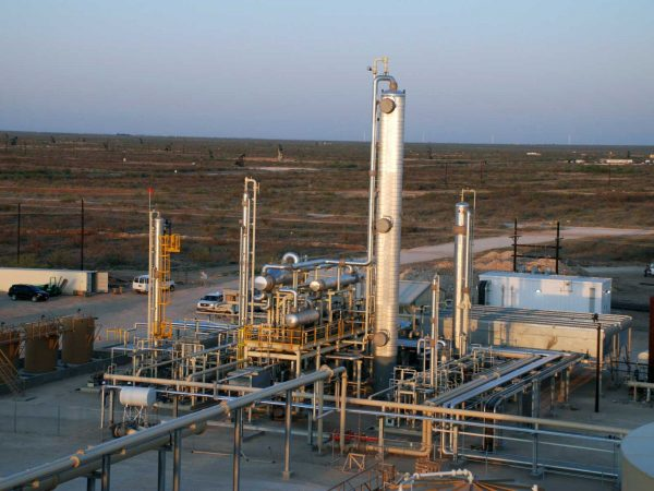 NGL Recovery Plant Turnkey