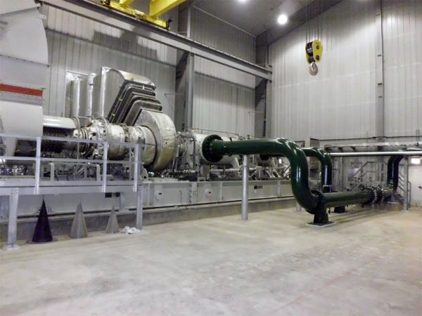Turbine Compressor EPC