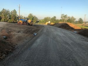 Access Road and Site Development I Goodrich Texas