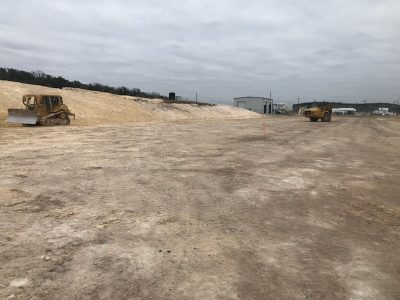 Site Development and Pad Construction